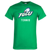 Kelly Green T Shirt-Tennis