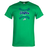 Kelly Green T Shirt-Softball Seams