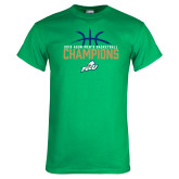 Kelly Green T Shirt-2016 Atlantic Sun Conference Champions Mens Basketball