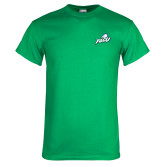 Kelly Green T Shirt-Primary Athletic Mark