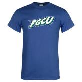 Royal T Shirt-FGCU