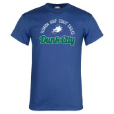 Royal T Shirt-Dunk City Script