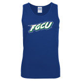 Royal Tank Top-FGCU