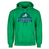 Kelly Green Fleece Hood-ASUN Champions 2017 Mens Basketball