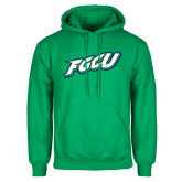 Kelly Green Fleece Hoodie-FGCU