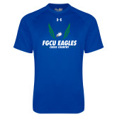 Under Armour Royal Tech Tee-Cross Country Wings