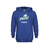 Youth Royal Fleece Hoodie-Tennis