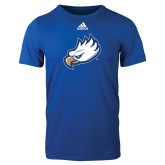 Adidas Royal Logo T Shirt-Eagle Head