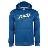 Under Armour Royal Performance Sweats Team Hood-FGCU