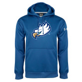 Under Armour Royal Performance Sweats Team Hoodie-Eagle Head