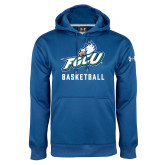 Under Armour Royal Performance Sweats Team Hoodie-Basketball