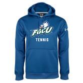 Under Armour Royal Performance Sweats Team Hoodie-Tennis