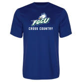 Syntrel Performance Royal Tee-Cross Country