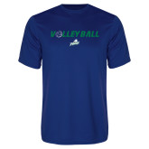 Syntrel Performance Royal Tee-Volleyball w/ Ball