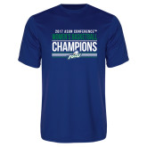 Syntrel Performance Royal Tee-Asun Conference 2017 Womens Basketball Champions