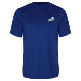 Syntrel Performance Royal Tee-Primary Athletic Mark
