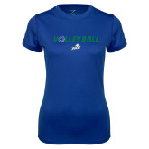 Ladies Syntrel Performance Royal Tee-Volleyball w/ Ball