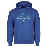 Royal Fleece Hoodie-Cross Country Shoe
