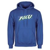 Royal Fleece Hoodie-FGCU