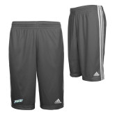 Adidas Climalite Charcoal Practice Short-FGCU