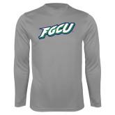 Performance Steel Longsleeve Shirt-FGCU