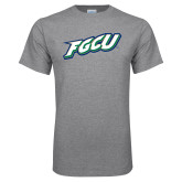 Grey T Shirt-FGCU