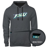 Contemporary Sofspun Charcoal Heather Hoodie-FGCU