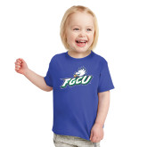 Toddler Royal T Shirt-Primary Athletic Mark
