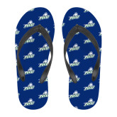 Full Color Flip Flops-Primary Athletic Mark