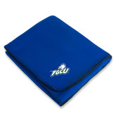 Royal Arctic Fleece Blanket-Primary Athletic Mark