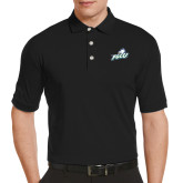 Callaway Tonal Black Polo-Primary Athletic Mark