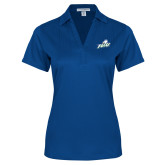 Ladies Royal Performance Fine Jacquard Polo-Primary Athletic Mark