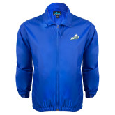 Royal Wind Jacket-Primary Athletic Mark