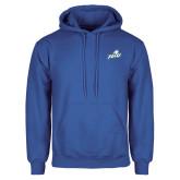 Royal Fleece Hoodie-Primary Athletic Mark