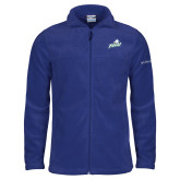 Columbia Full Zip Royal Fleece Jacket-Primary Athletic Mark