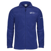 Columbia Full Zip Royal Fleece Jacket-University Mark Flat