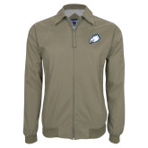 Khaki Players Jacket-Eagle Head