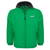 Kelly Green Survivor Jacket-FGCU