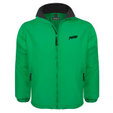 Kelly Green Survivor Jacket-FGCU Tone