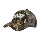 Camo Pro Style Mesh Back Structured Hat-FGCU Tone