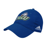 Adidas Royal Slouch Unstructured Low Profile Hat-Primary Athletic Mark
