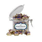 Snickers Satisfaction Small Round Canister-Primary Athletic Mark