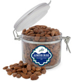 Almond Bliss Round Canister-Primary Athletic Mark