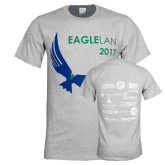 EagleLAN Grey T-Shirt-
