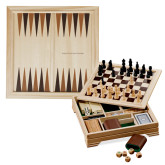 Lifestyle 7 in 1 Desktop Game Set-Florida Gulf Coast University Engraved