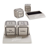 Icon Action Dice-FGCU Engraved