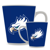 Full Color Latte Mug 12oz-Eagle Head