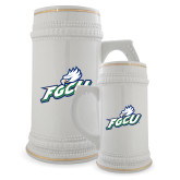 Full Color Decorative Ceramic Mug 22oz-Primary Athletic Mark