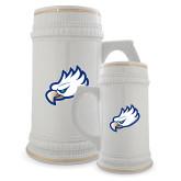 Full Color Decorative Ceramic Mug 22oz-Eagle Head