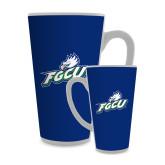 Full Color Latte Mug 17oz-Primary Athletic Mark
